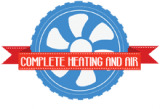 Complete Heating Air Conditioning Salt Lake City Utah Logo