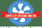 Complete Heating Air Conditioning Salt Lake City Utah Logo